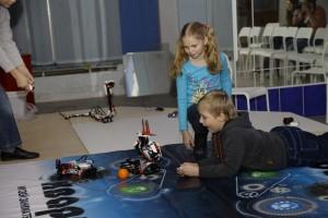 Мастер классы для детей - Робототехника