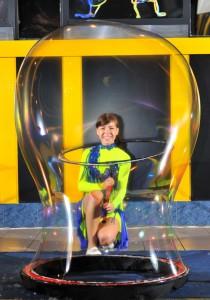 шоу мыльных пузырей Шармуль 033